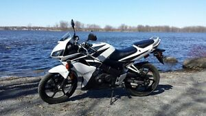 2008 CBR125 R -GREAT CONDITION