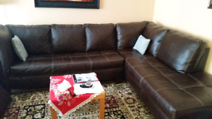 Sofa Sectionnel 2 pieces/ Sectional Sofa 2 pieces