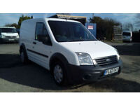 Ford Transit Connect 1.8TDCi 75PS T200 SWB 2012
