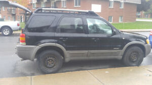 Ford escape 4x4 xlt sport NEGOIABLE