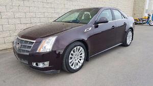 2010 Cadillac CTS Cts4 Sedan