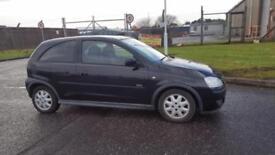 2006 06 PLATE Vauxhall Corsa 1.2i 16v SXi+