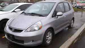 2008 Honda Fit Safety and E-test