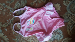 UV baby bathing suit and fun bathing suit