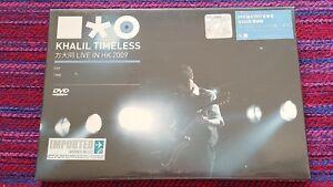 Khalil-Fong-Timeless-Live-In-Hong-Kong-2009-2DVD-Taiwan-Press-Cd