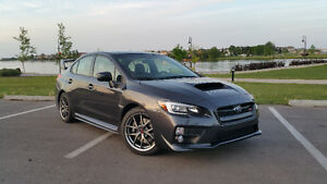 2015 Subaru WRX STI w/Sport-tech Pkg Sedan (Fully loaded)