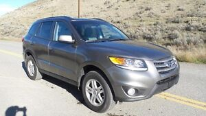 2012 Hyundai Santa Fe GLS 3.5 4WD NOW REDUCED TO ONLY $14770!!