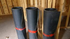 Rubber Gym Mats 4x6 ft (3x)