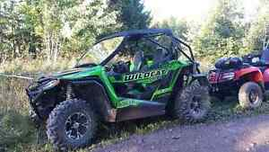 Used 2014 Arctic Cat WILDCAT TRAIL