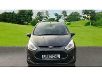 2017 Ford B-MAX 1.0 EcoBoost Titanium Navigato Manual Petrol Hatchback