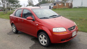 ** PRICED REDUCED ** 2006 Chevrolet Aveo Other