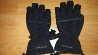 PRE-OWNED GOOD CONDITION RIPZONE WINTER SKI SNOWBOARD GLOVES