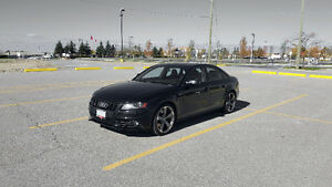 2012 Audi S4 Prestige Sedan w/Titanium Package