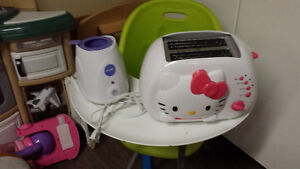 Baby Bottle Warmer and Hello Kitty Toaster Kitchener / Waterloo Kitchener Area image 1