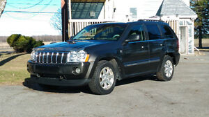 2006 Jeep Grand Cherokee Limited SUV, Crossover