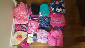 Size 8 Girl wardrobe ( pending pick up)