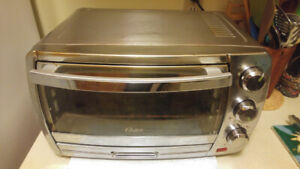 Oster stainless steel toaster oven