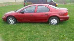 98 Plymouth Breeze  $650