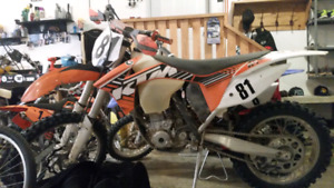 2012 XCF 250 for sale. $4800