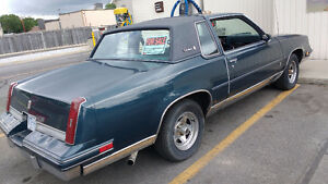 1985 Oldsmobile Cutlass Supreme Brougham Coupe (2 door)