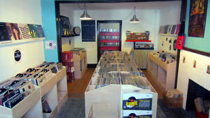 We've got your records at Backbeat in Perth.