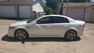 2006 Acura TL Supercharged Sedan