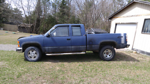 4x4 Parts or field truck AS IS