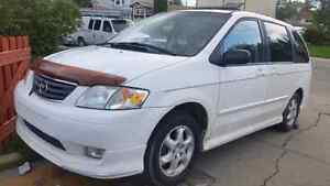 2000 Mazda forsale only 174,000kms runs great ready to drive