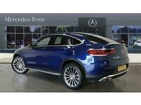 2020 Mercedes-Benz GLC COUPE GLC 220d 4Matic AMG Line Premium 5dr 9G-Tronic Dies