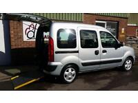 2005 Renault Kangoo Automatic Wheelchair Accessible Disabled Vehicle