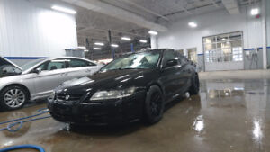 1999 Honda Accord coupe h22a 1800$ pas de mag