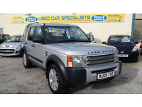 STUNNING Land Rover Discovery 3 2.7 TDV6 S FACELIFT 4 * 7 SEATER * TURBO DIESEL