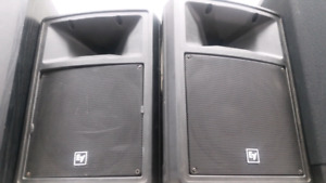 ELECTRO VOICE sc300 a ,speakers