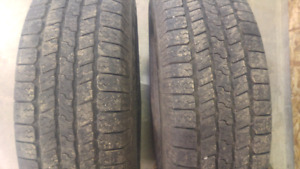 "Goodyear 17"" truck all seasons"