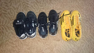 Indoor Soccer Shoes - Boys and Mens