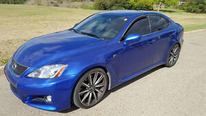 2008 Lexus IS F Series 2 Fully Loaded Low Kms