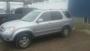 Great Shape - 2004 Honda CR-V EX-L SUV