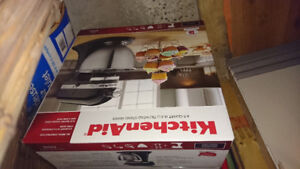Kitchen aid electric mixer brand new in box