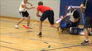 Goalie Wanted: Thornhill Mens Floor Hockey Friendly Pick-Up Game