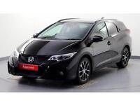2017 Honda Civic 1.8 i-VTEC Sport Petrol black Automatic