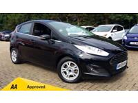 2015 Ford Fiesta 1.5 TDCi Zetec ECOnetic (Nav) Manual Diesel Hatchback
