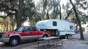 1997 Prowler 21 ft. Fifth Wheel