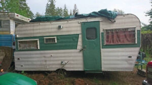 Camper trailer for sale... need gone ASAP! Serious replies only!