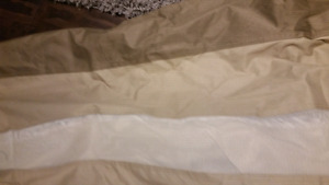 Rectangular Patio set cover. Never used