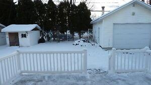 Maison style bungalow avec garage 18 x 24 Saguenay Saguenay-Lac-Saint-Jean image 6