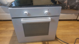 Ikea Lagan fan Oven Used with glass ceramic electric hob 2020