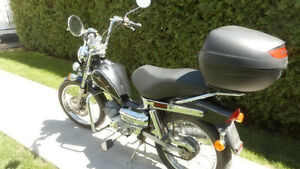 Scooter Mobylette Tomos Revival 50 cc  2007 Automatic