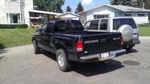 2001 Dodge Dakota Sport Pickup Truck Edmonton Edmonton Area image 2
