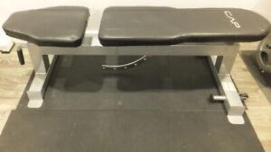 bench d'exercices