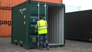 shipping container   sea can